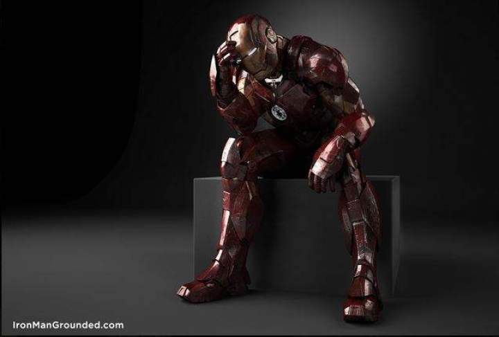 Iron-Man'-Battling-With-Everyday-Problems-7