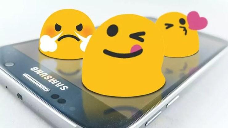 Mood emojis