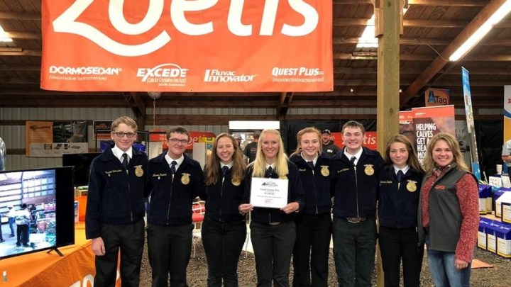 Hundreds of FFA Chapters Benefit From Tenth Annual Zoetis Industry Support Program