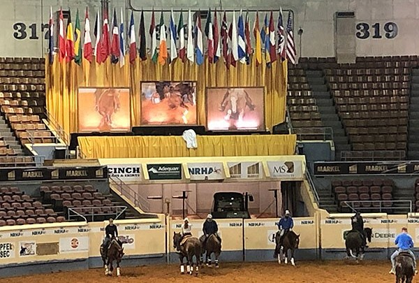 2020 NRHA Futurity & Adequan® NAAC Begins Thursday