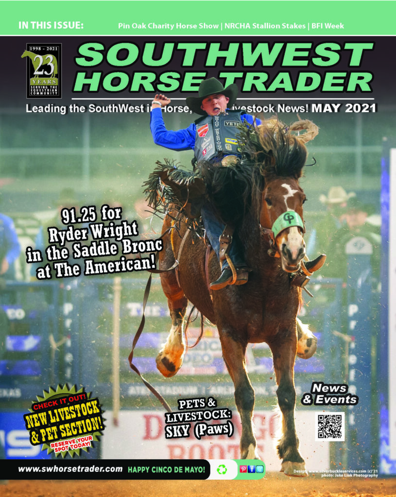 SouthWest Horse Trader May 2021 Issue