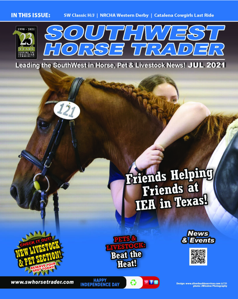 SouthWest Horse Trader July 2021 Issue