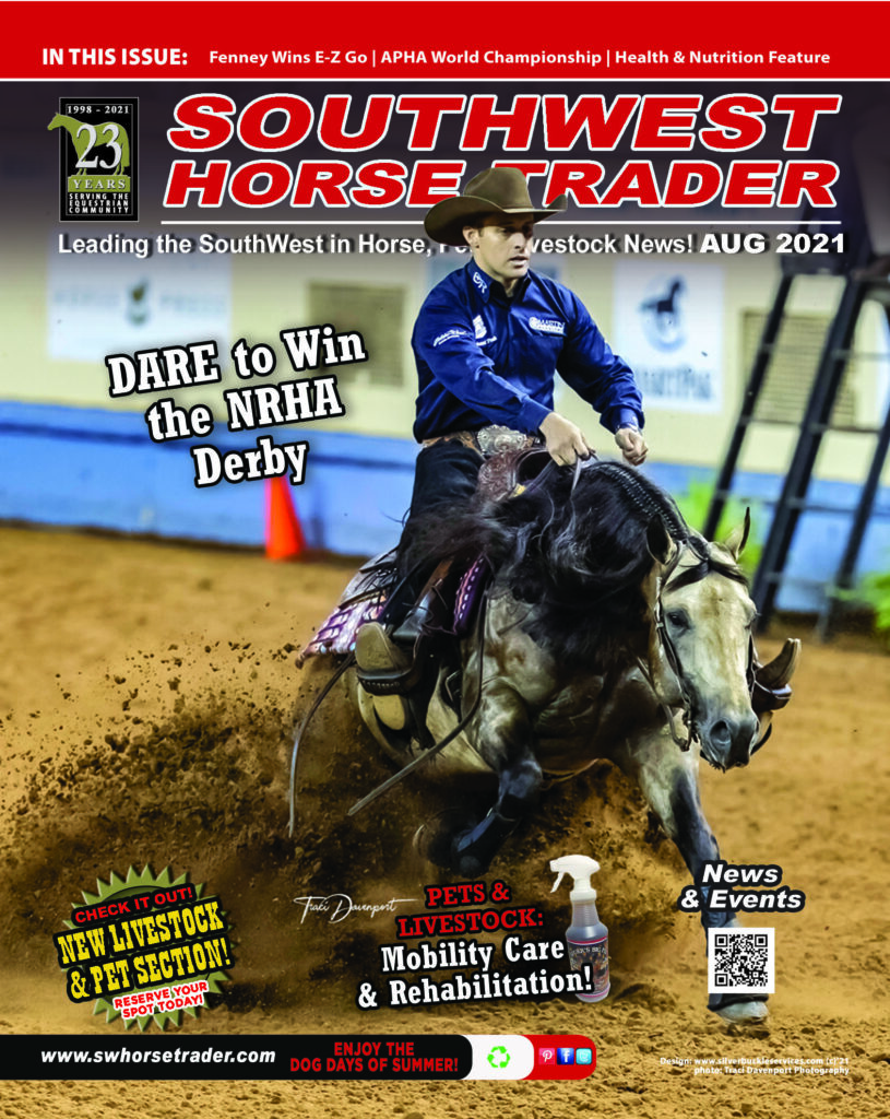 SouthWest Horse Trader August 2021 Issue