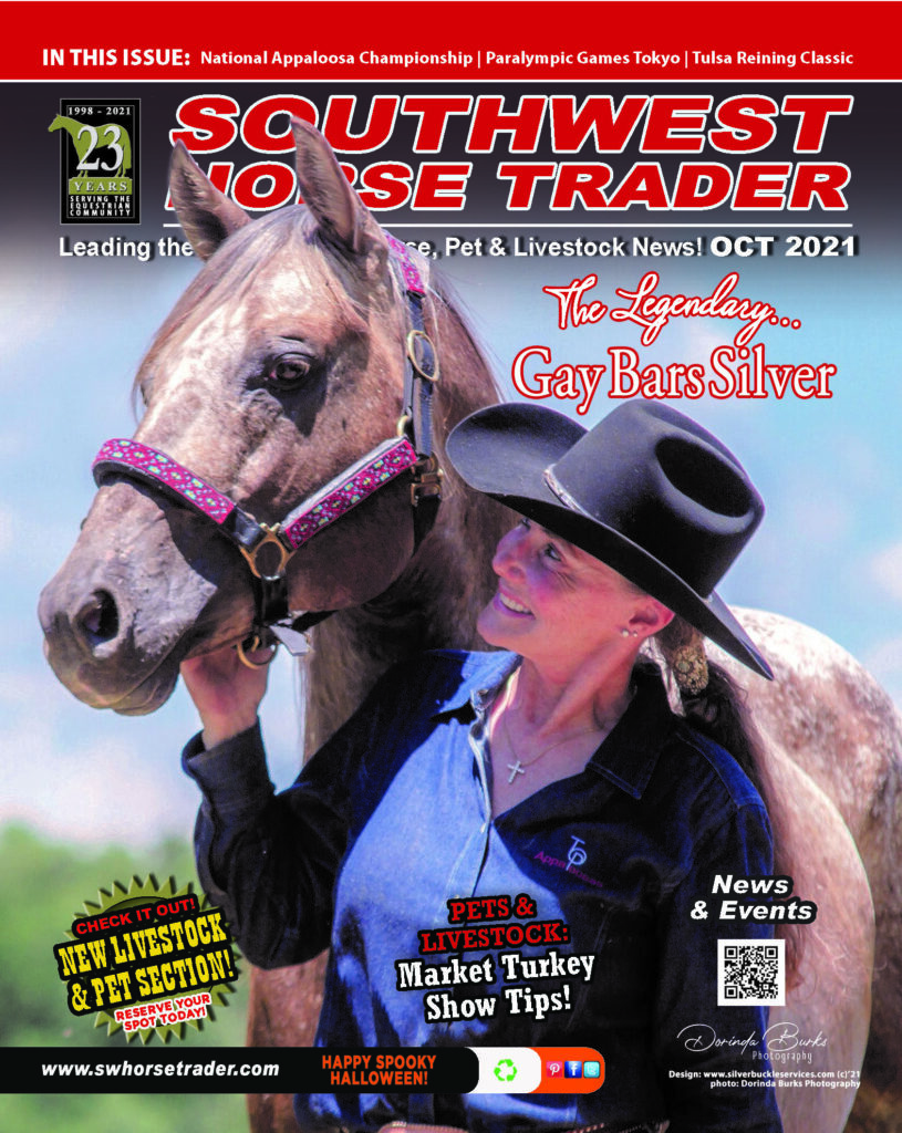 SouthWest Horse Trader October 2021 Issue