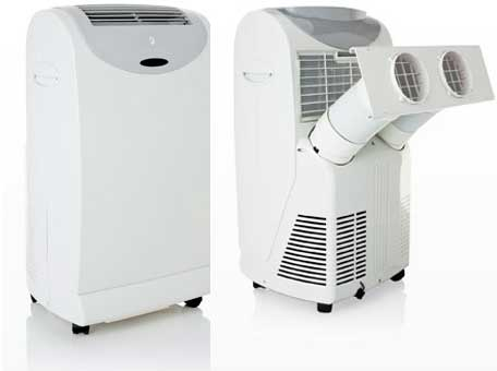 ZoneAire Portable Air Conditioner