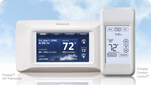 Prestige Comfort System by Honeywell