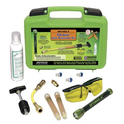 Spectroline OPK-50EZ/E Fluorescence Leak Detection Kit