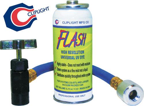 Cliplight Flash High Resolution Universal UV Dye