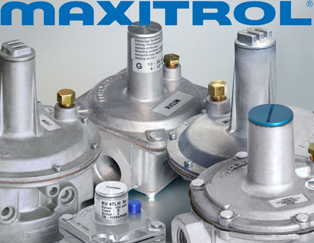 Maxitrol Lever Acting Design Regulators