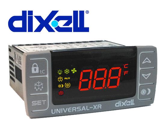 Dixell Universal-XR Controller