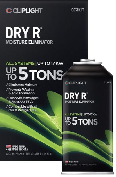 Cliplight Dry R