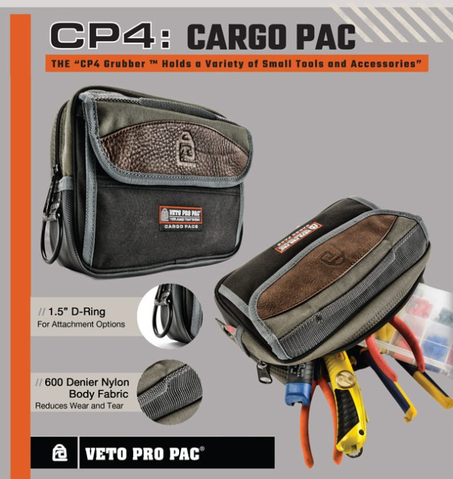 Veto Pro Pac CP4: Cargo Pac