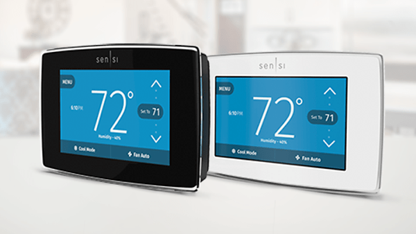 The award-winning Sensi™ Touch Wi-Fi Thermostats