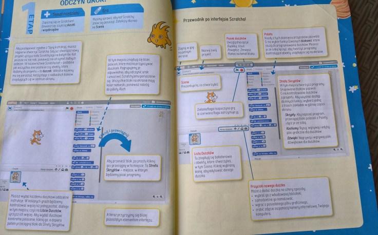 Najlepsze programy komputerowe dla dzieci, programy edukacyjne, Scratch