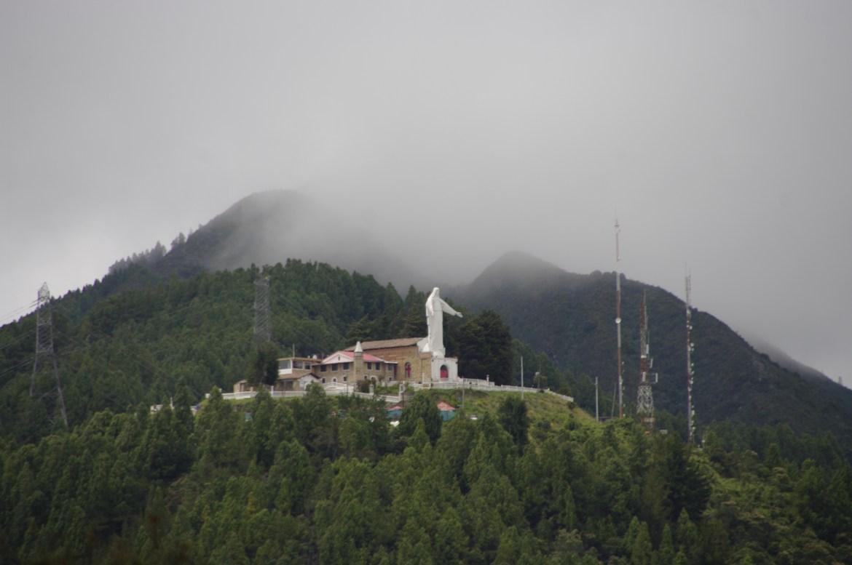 igp1897 - Bogota - stolica Kolumbii