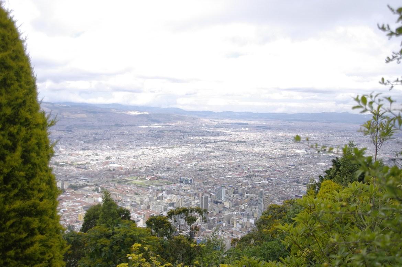 igp1899 - Bogota - stolica Kolumbii