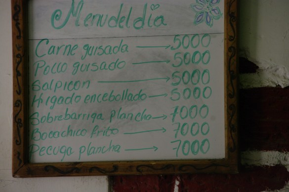 igp3161 - Kolumbia - Santa Marta (Park Tyrona, Minca), Villa de Leyva
