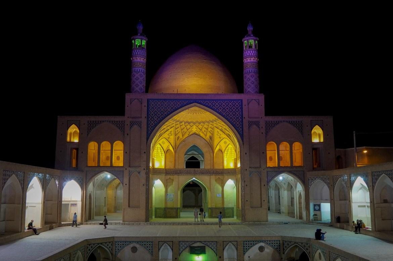 3241614 - Kashan - tu koniecznie idź na bazar!