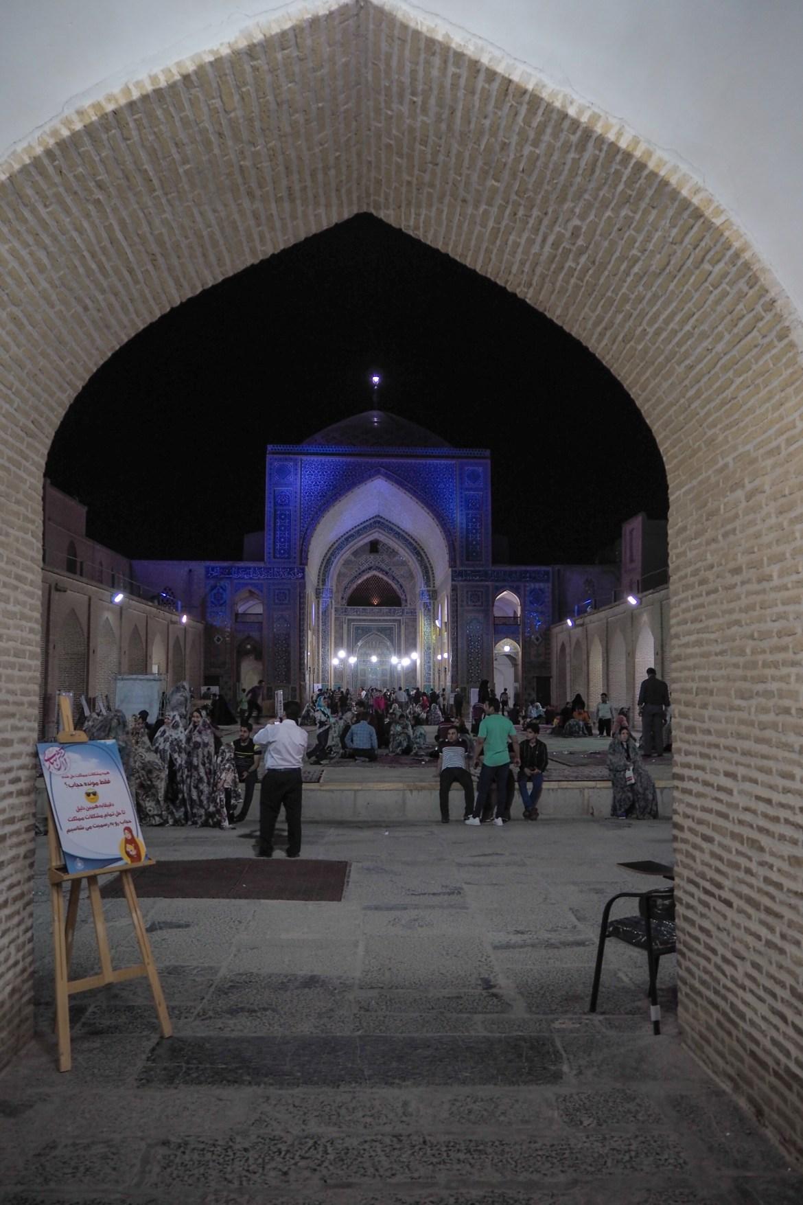 3270451 2 - Yazd - pustynne miasto Iranu