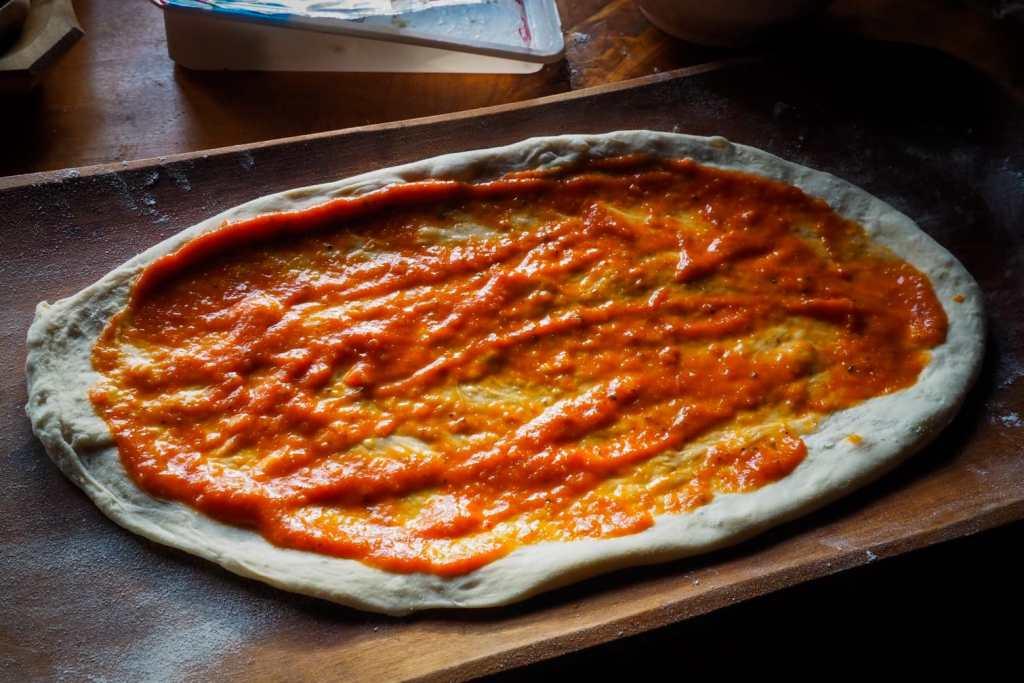 WhatsApp Image 2020 05 06 at 00.18.29 2 1024x683 - Ciasto na pizzę neapolitańską (jeszcze lepsze)
