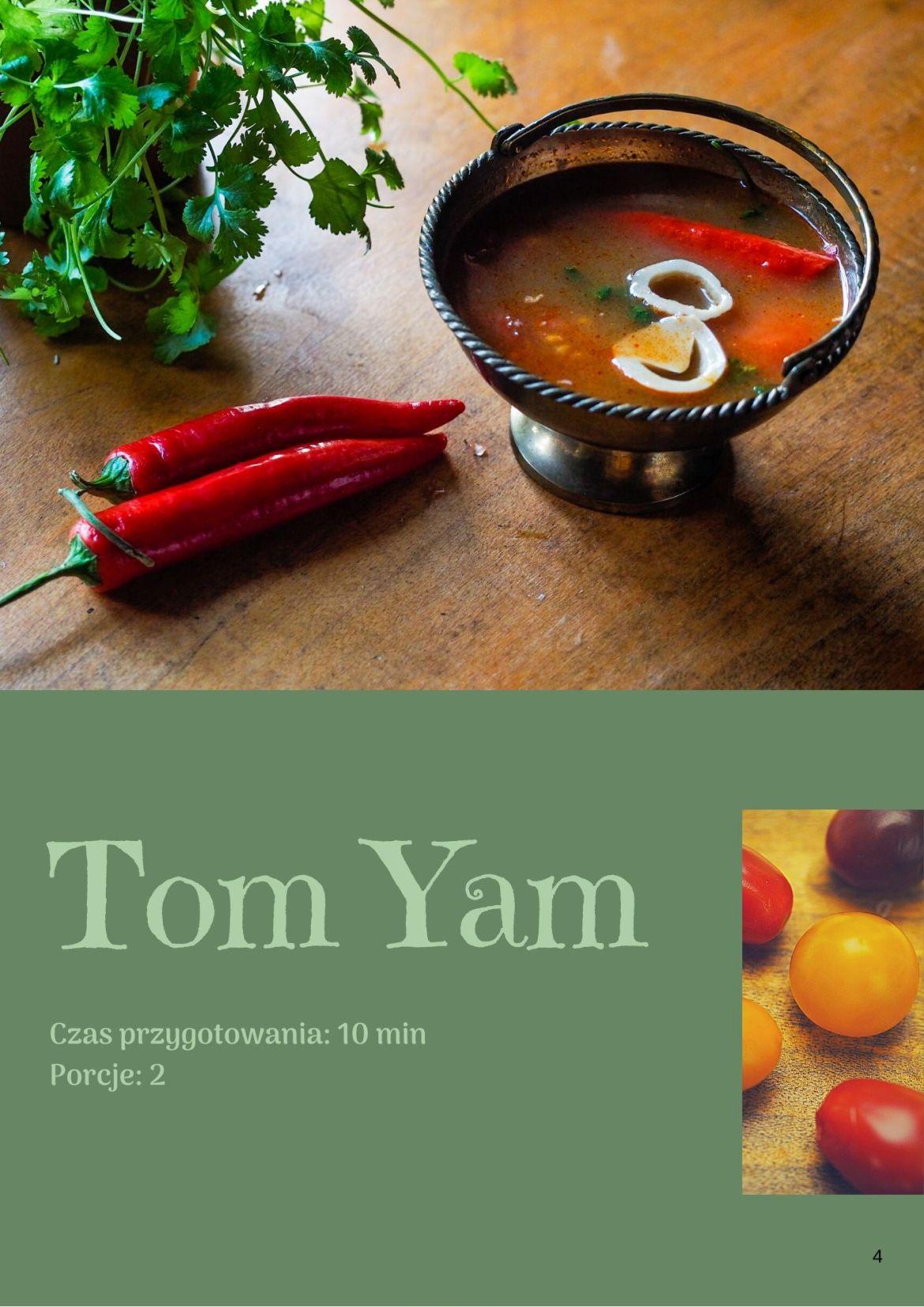 Tom Yam 1 - Tajska kuchnia w pigułce e-book