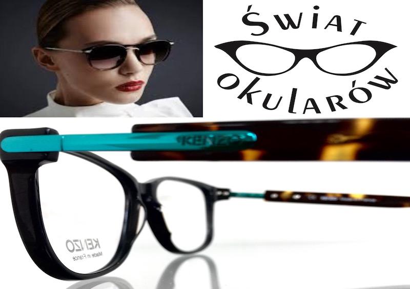 kobieta w okularach kenoz