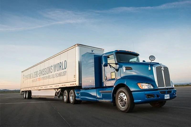 Ciężarówki w UE czeka 30% redukcja emisji CO2