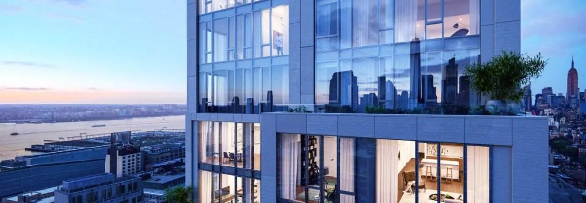Wieżowiec w Nowym Jorku będzie oczyszczać powietrze niczym pięćset drzew