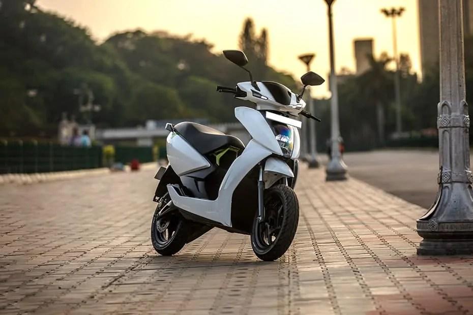 Indyjskie skutery elektryczne podbiją serca Europejczyków?