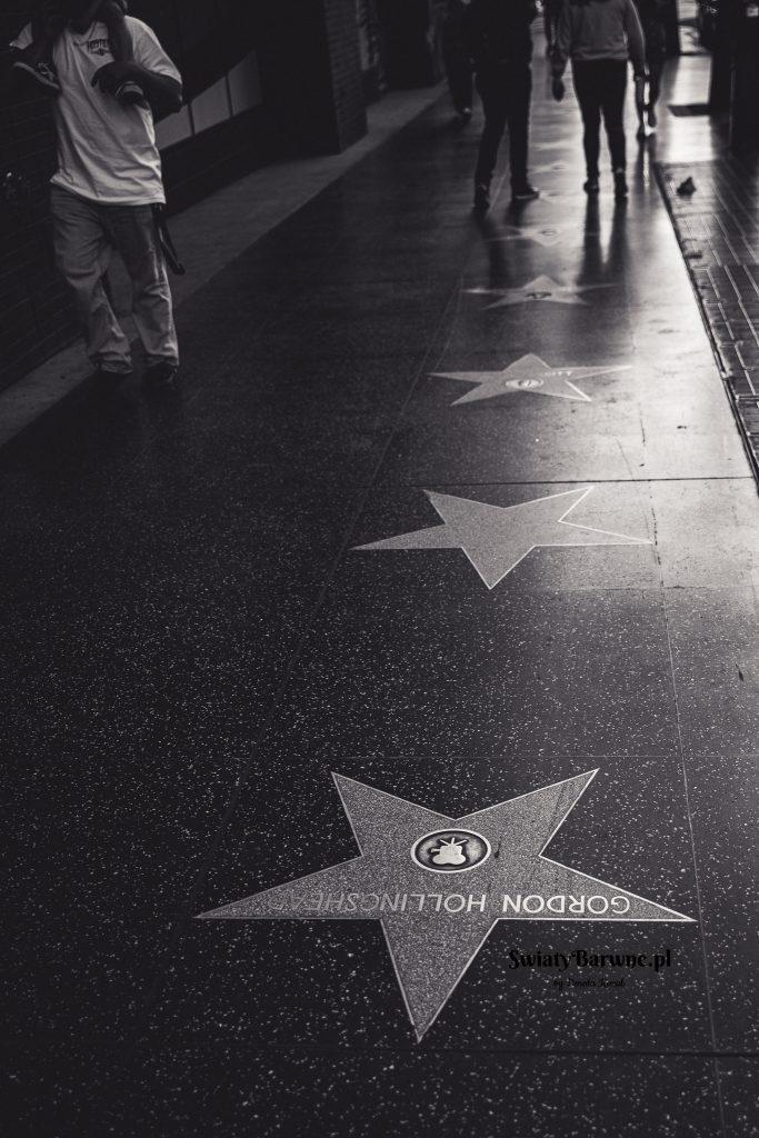 Zdjęcie Hollywood Walk of Fame