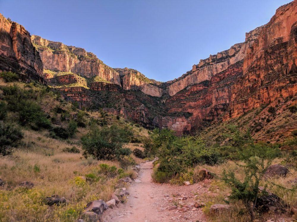 Grand Canyon Trekking