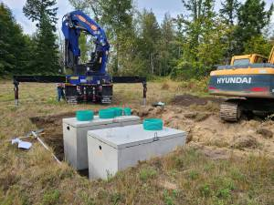 septic system installation contractor