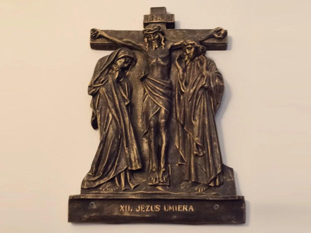Droga Krzyżowa w kaplicy p.w. św. Józefa