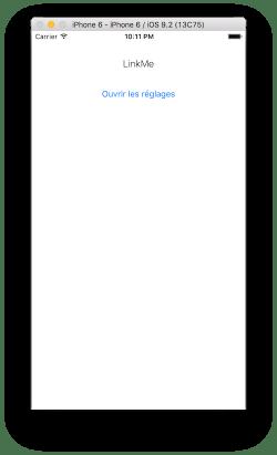 LinkMe Screenshot