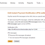 Ecommerce – Paypal Recurring Payments Setup