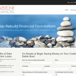 Debt Settlement Website Template