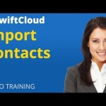 Import to Contacts / CRM / SwiftCloud