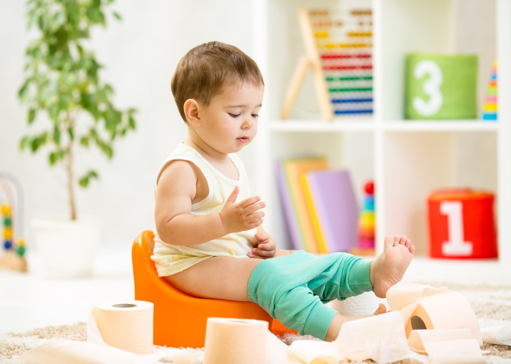 Five tips you can use when toilet training a child with Autism