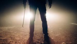 man with crowbar - canadas most stolen vehicles