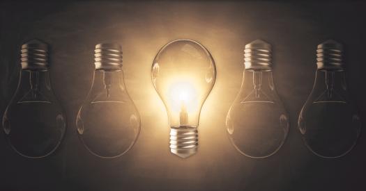 light bulb - power bill