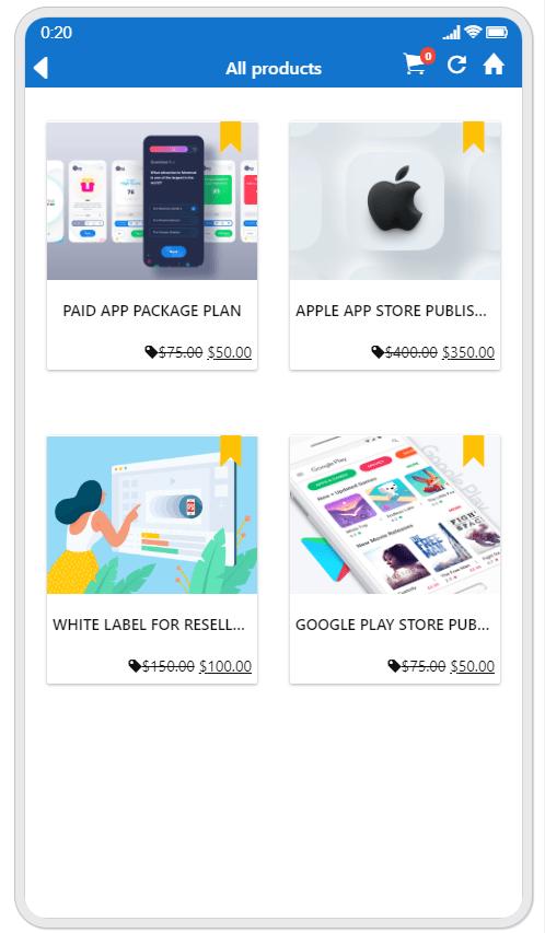 make Shopify app
