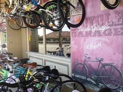 Bicycle Garage Lilyfield