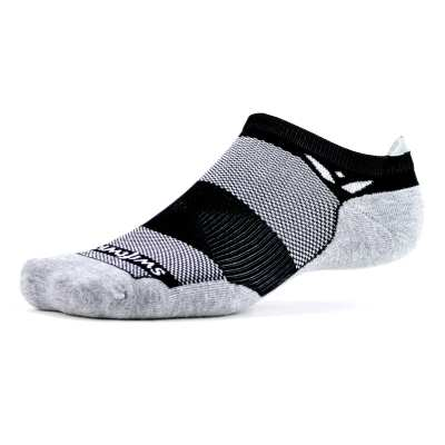 Swiftwick Maxus Tab Zero Black Sock