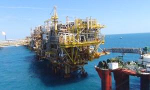 Oil & Gas platform smaller