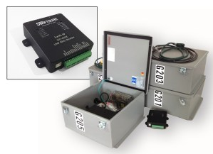 Swift-ID SID-400E RFID reader in rapid deployment kit