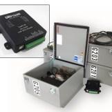 Swift-ID SID400 reader in a rapid deployment kit