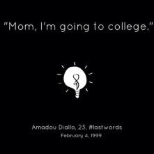 Amadou Diallo, 23