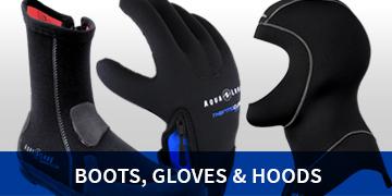 Gloves & Boots & Hoods