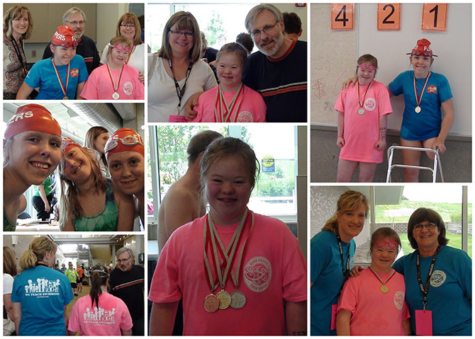Emma Schroder Special Olympics
