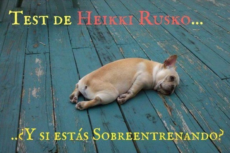 Test de Heikki Rusko